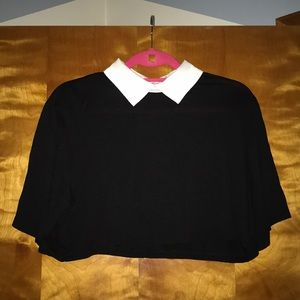 Nasty Gal Collared Top